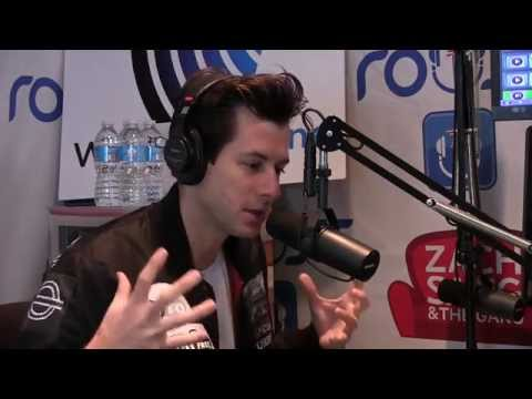Mark Ronson Interview [WATCH]
