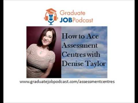 How to pass a Graduate Assessment Centre  - Giving an amazing presentation