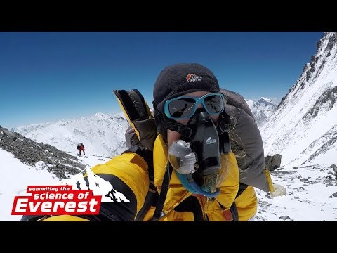 Oxygen Systems And Safety On Everest