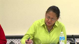 Cheyenne and Arapaho Legislative Meeting 11-9-13