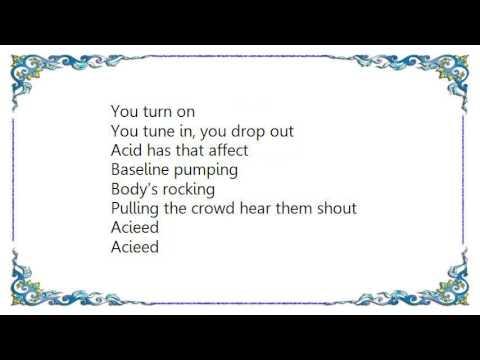 D-Mob - We Call It Acieed Lyrics
