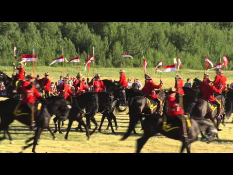 The Best Ever RCMP Musical Ride