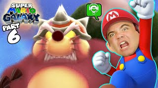Super MARIO GALAXY Part 6 Angry Mole With HobbyGaming