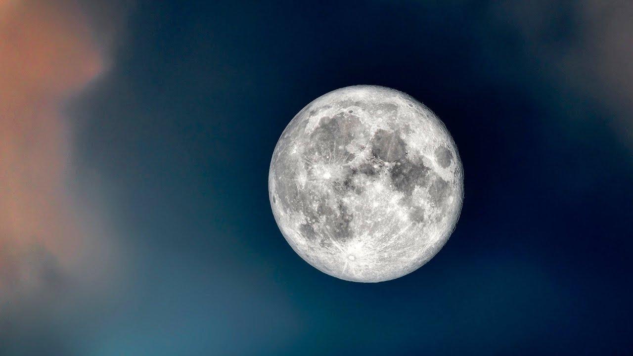 FULL MOON - Super Moon No Copyright   Free Stock Footage   Free HD Video - Royalty Free moon shots