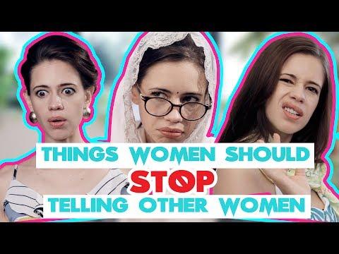 Kalki Koechlin: Things Women Should Stop Telling Other Women