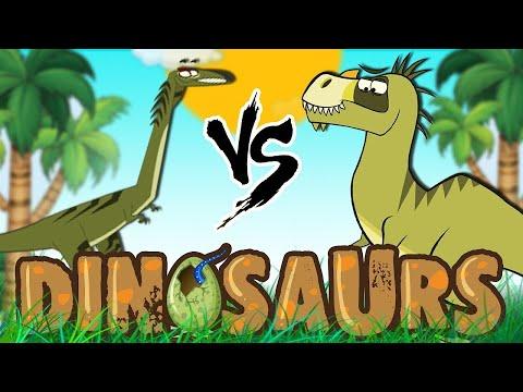 dinosaur-cartoons-for-children-|-elaphrosaurus-&-more-|-learn-dinosaur-facts-with-i'm-a-dinosaur