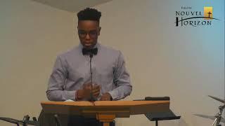 Témoignage et baptême