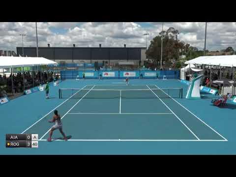 Aiava Destanee v Rogowska Olivia - 2017 ITF Canberra