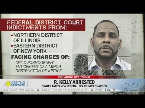 #RKelly Indicted In NY And Chicago #BreakingNews  #MuteRKelley #LivePD
