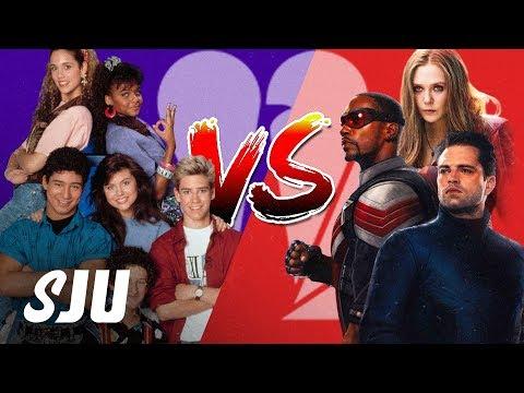 Disney+ Vs NBC Peacock: WHO YA GOT?! | SJU