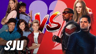 Disney+ vs NBC Peacock: WHO YA GOT?! | SJU