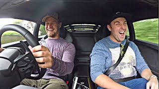 HILARIOUS REACTIONS IN MY LAMBORGHINI!!