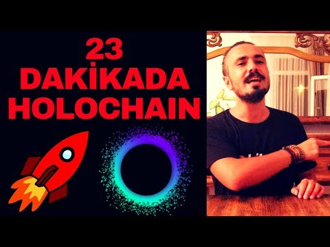 WHAT IS HOLOCHAIN? WHY IS IT GOING UP %90? (Ethereum Will Be Replacing By Holochain - HOT Review)