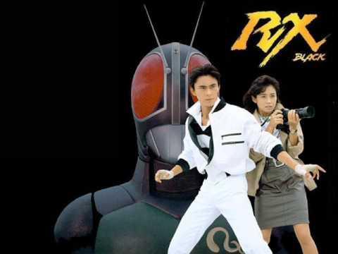 Kamen Rider Black RX theme (Instrumental)