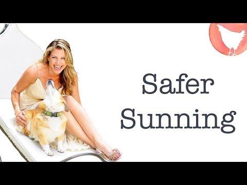 Avoiding Dangerous Chemicals in Sunscreen