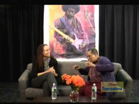 Interview with Michelle Thomas @ Artistic Expressions