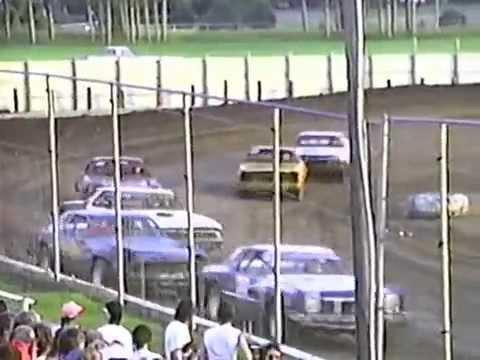 1991 Princeton Speedway Street Stock Heat