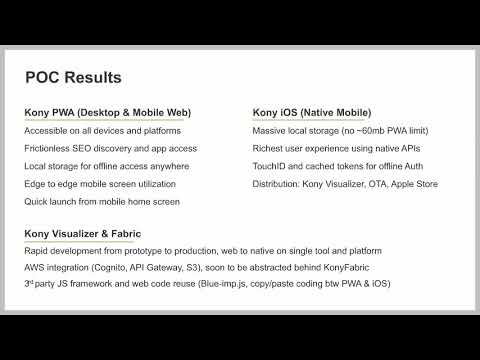 Article: Tech Talk: Fireside 🔥 Chat about Real-world, Hands-on PWA