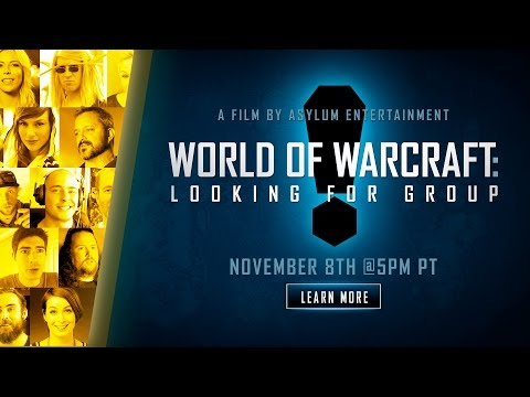 World of Warcraft: Looking for Group Documentary - TRAILER