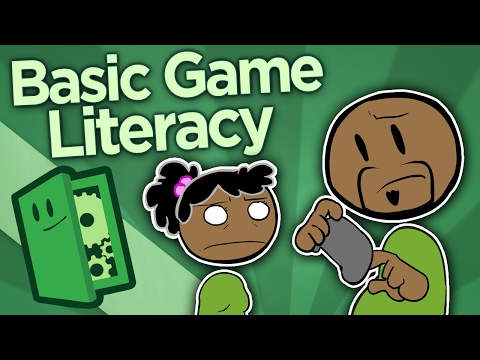 Basic Game Literacy - Why It's Hard to Learn How to Play - Extra Credits