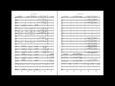 Dream A Little Dream Of Me - (Trombone Solo) + Concert Band, Grade 4 (3) Arr: Gilje