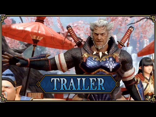 Monster Hunter Rise - Trailer #4 [Nintendo Direct]