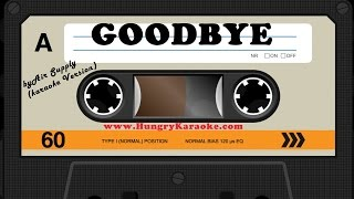GOODBYE - AIR SUPPLY (KARAOKE VERSION)