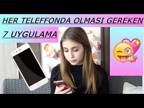 HER TELEFONDA OLMASI GEREKEN 12 UYGULAMA | Ortak Video
