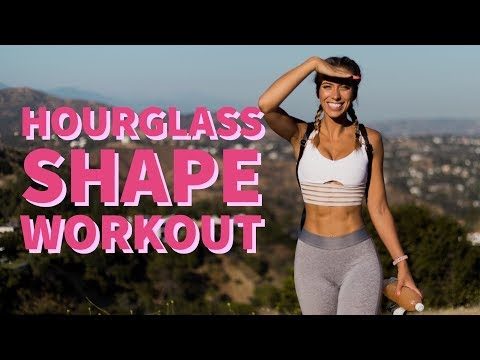 Hourglass Sculpting Workout | Lilly Sabri