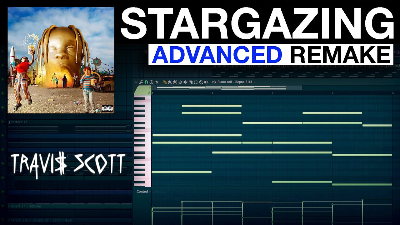 "How ""STARGAZING"" by Travis Scott was Made"