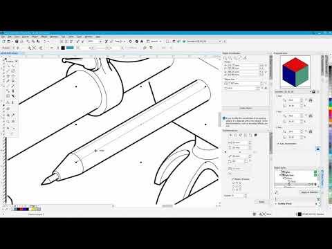 Technical Illustration With Corel DESIGNER
