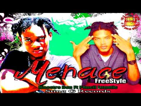 Maestro Don Ft. Pencil Lunatic - Menace Freestyle  - 2015