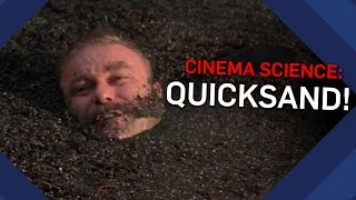 Can You Really Sink In Quicksand? | Cinema Science | Brit Lab | Earth Lab