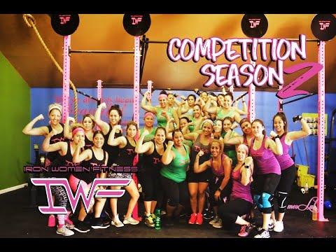 Iron women fitness competition season 2