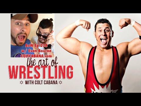 Evan Bourne - Art of Wrestling Ep 234 w/ Colt Cabana