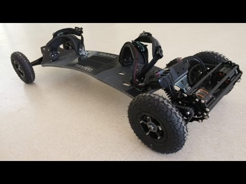 e mountain board quark motor mount 3 0 assembly video. Black Bedroom Furniture Sets. Home Design Ideas