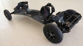 e Mountain Board Quark Motor Mount 3.0 Assembly Video