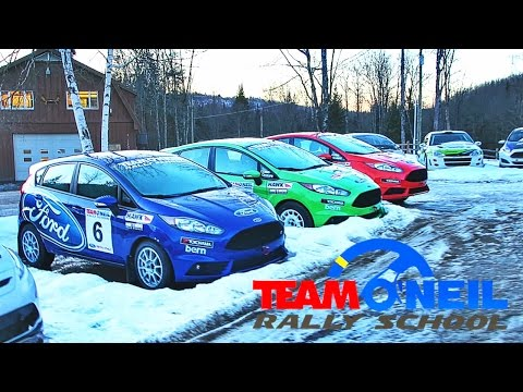 OLYMPIC SKI JUMP /  RALLY RACE TRACK !!
