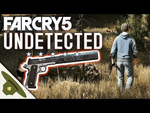 FAR CRY 5: Jessop Conservatory outpost UNDETECTED stealth run