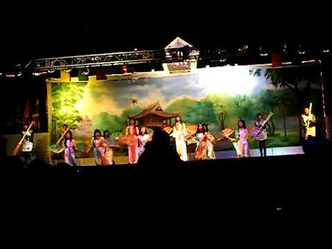 Lien Doan La Vang Seniors TT9 Dance