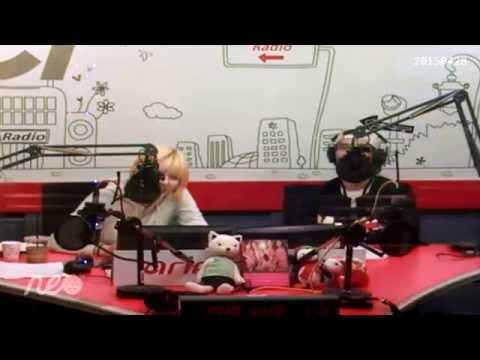 [Radio] 150428 Sound K - Tell Me! Tell Me! : Cory (24K)