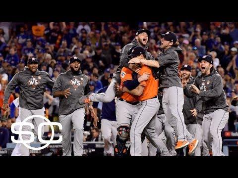 Houston Astros go from struggling franchise to World Series champions | SportsCenter | ESPN