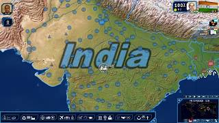 Geopolitical Simulator 4:  2018 - All Roads Lead to Delhi Ep. 77 - Even More Roads