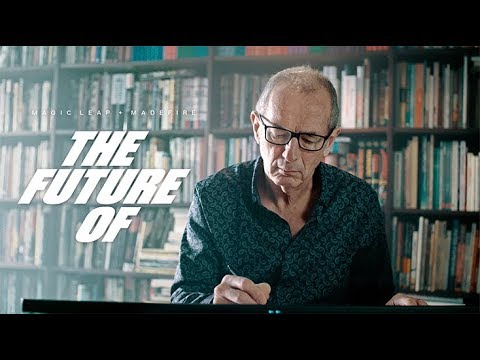 Magic Leap & The Future of Graphic Novels | Madefire x Dave Gibbons