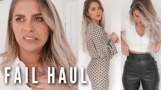 Vlog - AUTUMN 2019 HAUL... FAIL?   Fashion Influx