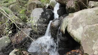 2016年秋ー栃木県横根高原(井戸湿原)の五段の滝