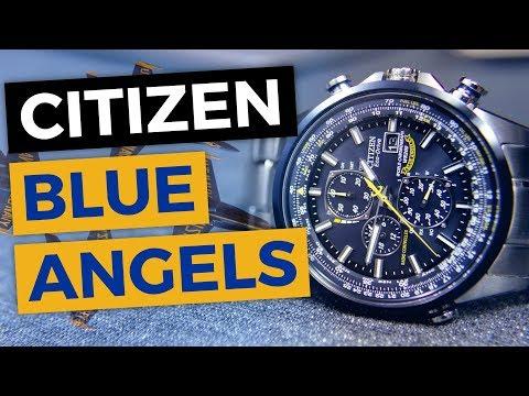 CITIZEN Blue Angels AT8020-54L Radio Controlled – recenzja zegarka ✈️ | TikTalk odc. 92