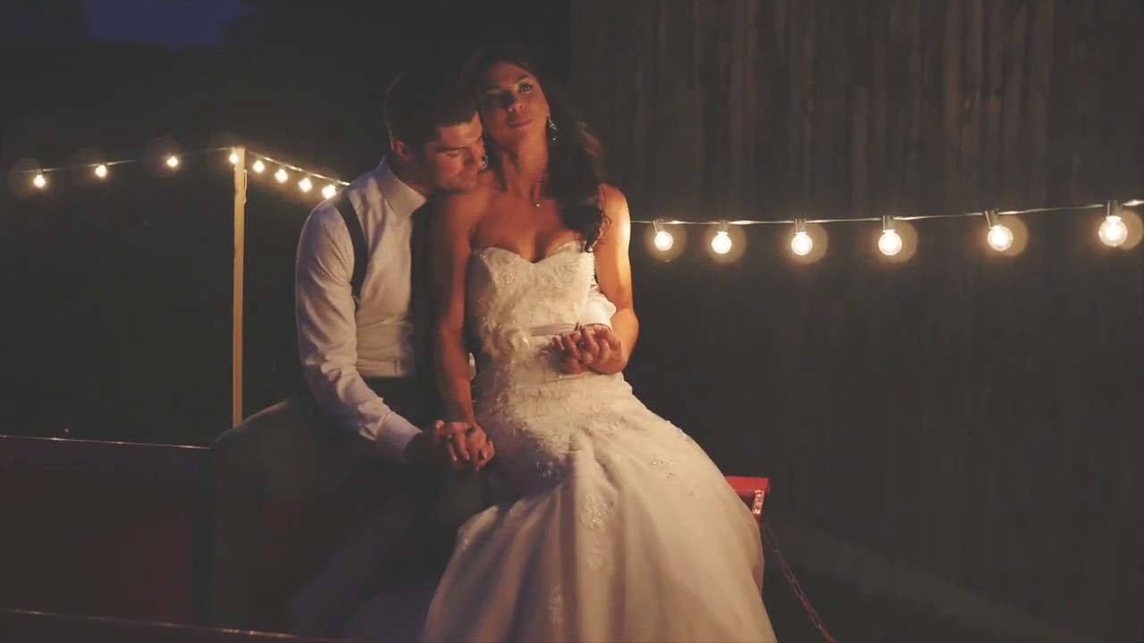 Marina + Ryan / Wedding Highlights  / Vermont Wedding Videographer
