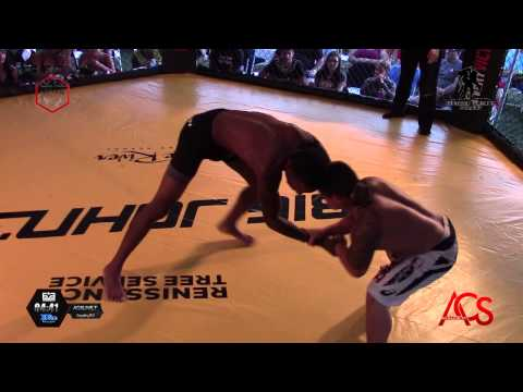 SFCL Wounded Warrior Benefit Fights Erique Torres Vs Jose Johnson Grappling