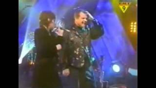 Meat Loaf and Patti Russo: Paradise By The Dashboard Light (TMF, 1998)